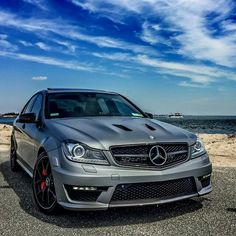 Look at this wonderful Mercedes AMG! What is your favorite amg model? What car would you get if you got to spend on a car? Mercedes Benz C63 Amg, Mercedes G Wagon, Benz Car, Mercedes Benz Amg, Amg C63, Most Expensive Luxury Cars, Top Luxury Cars, Luxury Auto, Bugatti