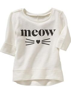Graphic Pullovers for Baby $12 (sale) Size 12-18 months