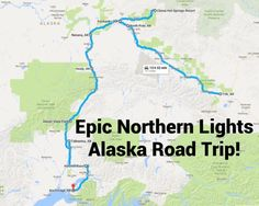 7 Unforgettable Road Trips To Take In Alaska Before You Die