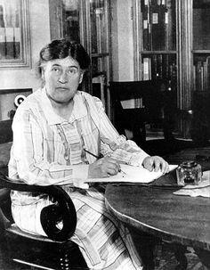 "Willa Cather (December 7, 1873 – April 24, 1947) [""My Ántonia""]"