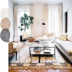 Sister Golden Blog | CURRENT DIGS: LAYERED RUGS