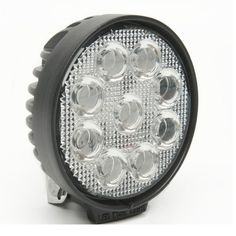 TheseLED Offroad Lights are designed to outperform  every Offroad Light on the market. With an aluminum  enclosure, unbreakable polycarbonate lens, and Made in USA  Cree LEDs, no other light can match their performance. They are  available in 4 styles. All styles are rated for over 50,000 hours  of use, operate on 10-30 Volts, and are completely waterproof.