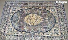Selyem perzsa szőnyeg - XI. kerület, Budapest