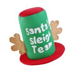 366583309e1 Christmas Shop Santas Sleigh Team Hat