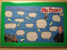 ResLife, Dorm, Resident Hall, RA Bulletin board,  Mr.Feeny!!  Boy Meets World,  Life lessons