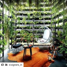 10.4K vind-ik-leuks, 288 reacties - Tim Ferriss (@timferriss) op Instagram: 'I want, I want, I need, I need! #Repost @d.signers_in ・・・ Interior Garden 💚🍃 Feature #House…'