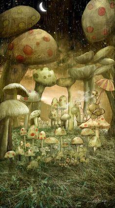 Art - Alice. Odessa Sawyer
