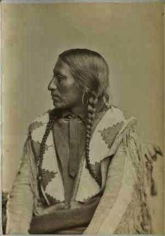 Huerito - Jicarilla Apache - 1880: