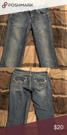 Wrangler Jeans Great pair of wrangler jeans Wrangler Jeans Boot Cut