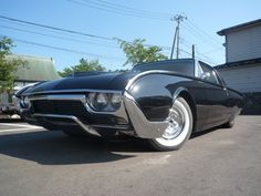 フォード サンダーバード 1961y