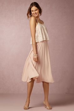 BHLDN Marin Dress in  Bridesmaids View All Dresses at BHLDN