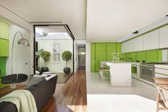 Matt Gibson A+D est un studio d'architecture contemporaine basé à Melbourne en Australie, nous vous avions déjà présenté la «Nicholson Residence» (voir l