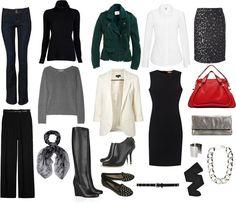 French wardrobe: Capsule Wardrobe