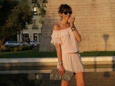 erikamadridfashion Outfit  Party  Verano 2012. Cómo vestirse y combinar según erikamadridfashion el 1-6-2012