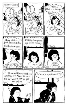 This comic explains why America needs Planned Parenthood.