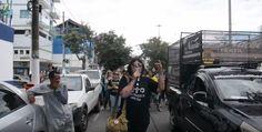 "BLOG  ""ETERNO APRENDIZ"" : VÍDEO - DURANTE PASSEATA DO SEPE LAGOS E SERVIDORE..."