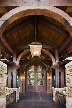 Turner Residence   Tennessee Timber Frame Homes, Heavy Timber Trusses, and Outdoor Timber Structures, Tennessee Log Home Building Supplier