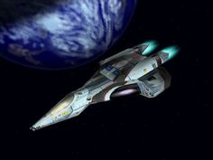 stealth starships - Wing Commander