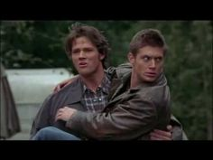 Supernatural Jensen and Jared - Gives You Hell - YouTube. this is so perfect omg
