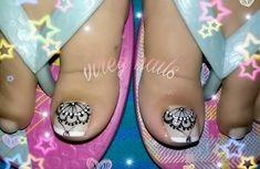 Toe Nail Art, Toe Nails, Purple And Pink Nails, Hello Nails, Nail Arts, Tattoos, Pretty Pedicures, Fairy, Designed Nails