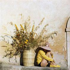 Paris Photo nos coups de cœur : Jacques Henri Lartigue, Florette, Piozzo, 1960 (Gallery Fifty One) History Of Photography, Art Photography, Inspiring Photography, Editorial Photography, Alessandra Sanguinetti, Cannes Francia, Art Et Design, Kinfolk Magazine, Miss Moss
