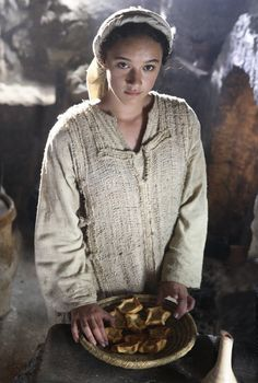 one of the slaves in Cyrn Gwyn who helps Annie perhaps?