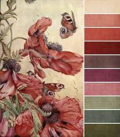 Antique Colors