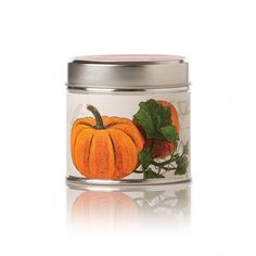 Rosy Rings Pumpkin Farmhouse Soy Candle