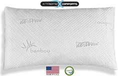 Xtreme Comforts King Hypoallergenic Bamboo Pillow, http://www.amazon.com/dp/B00V909F38/ref=cm_sw_r_pi_awdm_t04mxb1J9YJDV
