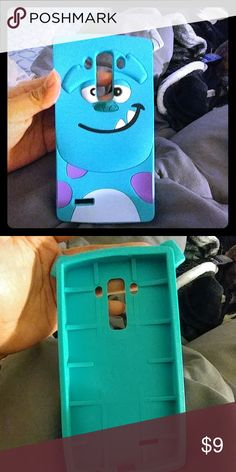 Sully phone case for LG G4 All rubber phonecase Disney Accessories Phone Cases