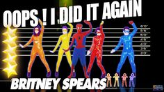 Oops ! I Did It Again - Britney Spears [Just Dance 4 Unlimited] Spiderma...