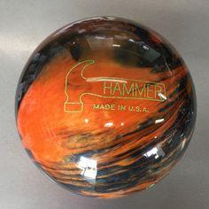 Hammer Black Widow Spare 1st Quality Bowling Ball 15 Lb New Ball In The Box Ebay Link Bowling Ball Bowling Balls Bowling