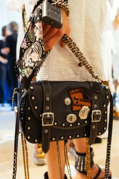 Coach 1941's Spring 2017 Bags are a Rockabilly Throwback with a Special…