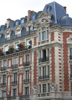 paris apartment love the balcony! #rebeccaplotnick #paris