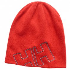 OUTLINE BEANIE - Helly Hansen brand beanie with the HH logo. SHOP - http://bit.ly/1GfaZuG