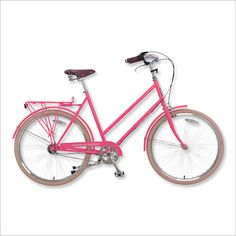 BROOKLYN CRUISER LIMITED EDITION WILLOW 3 CITY BIKE One hundred percent of the proceeds from this cheery cruiser ($649; brooklyncruiser.com) go to Keep a Breast Foundation, which focuses on prevention and early detection.
