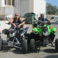 Everyone gets wheels in Ayia Napa! Information on Bike Hire, mopeds, quad bikes, buggies and scooter hire in Ayia Napa