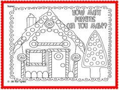 Gingerbread Freebie!-patterns