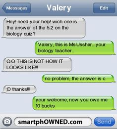 Teachers - - Autocorrect Fails and Funny Text Messages - SmartphOWNED