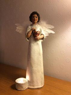 Angel with light. Gerd Asphaug