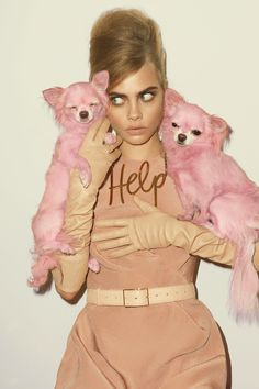 Cara Delevingne - September 2013