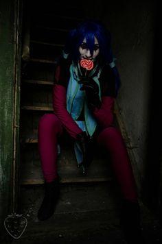 Candy pop creepypasta cosplay