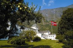 Fretheim Hotel in Flam, Norway