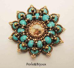 Perle&Bijoux: Granada Turchese & Granada White