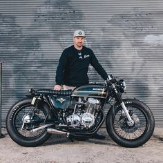 """4,210 Likes, 36 Comments - BRAT CAFE (@bratcafe) on Instagram: """"The Builders of @throttleroll 