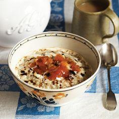 Perfect AGA Porridge