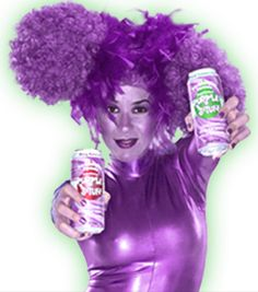 Purple Stuff is the best tasting performance enhancing cognitive soda on the market today. Purple Stuff is best tasting soda you will ever love.