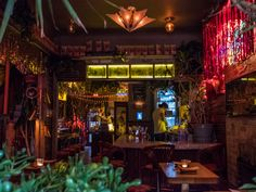 What's on the menu at Pinky's Ca Phe, a Vietnamese-Cambodian snack bar from the Hanmoto team