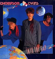 Went a Thompson Twins concert in Albuquerque and they were AWESOME! Met Joe Leeway and the drummer at the record store right before the concert too. John Wetton, King Crimson, Dire Straits, Music Mood, 80s Music, Sound Of Music, Kinds Of Music, Purple Rain, Techno
