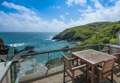 Holiday home in Portloe, Cornwall